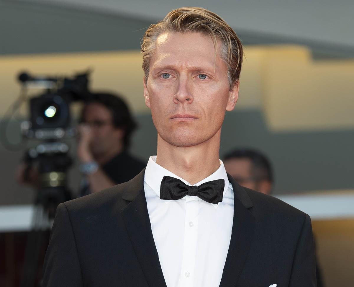 Thorbjørn Harr - Grooming Giorgio Armani Beauty