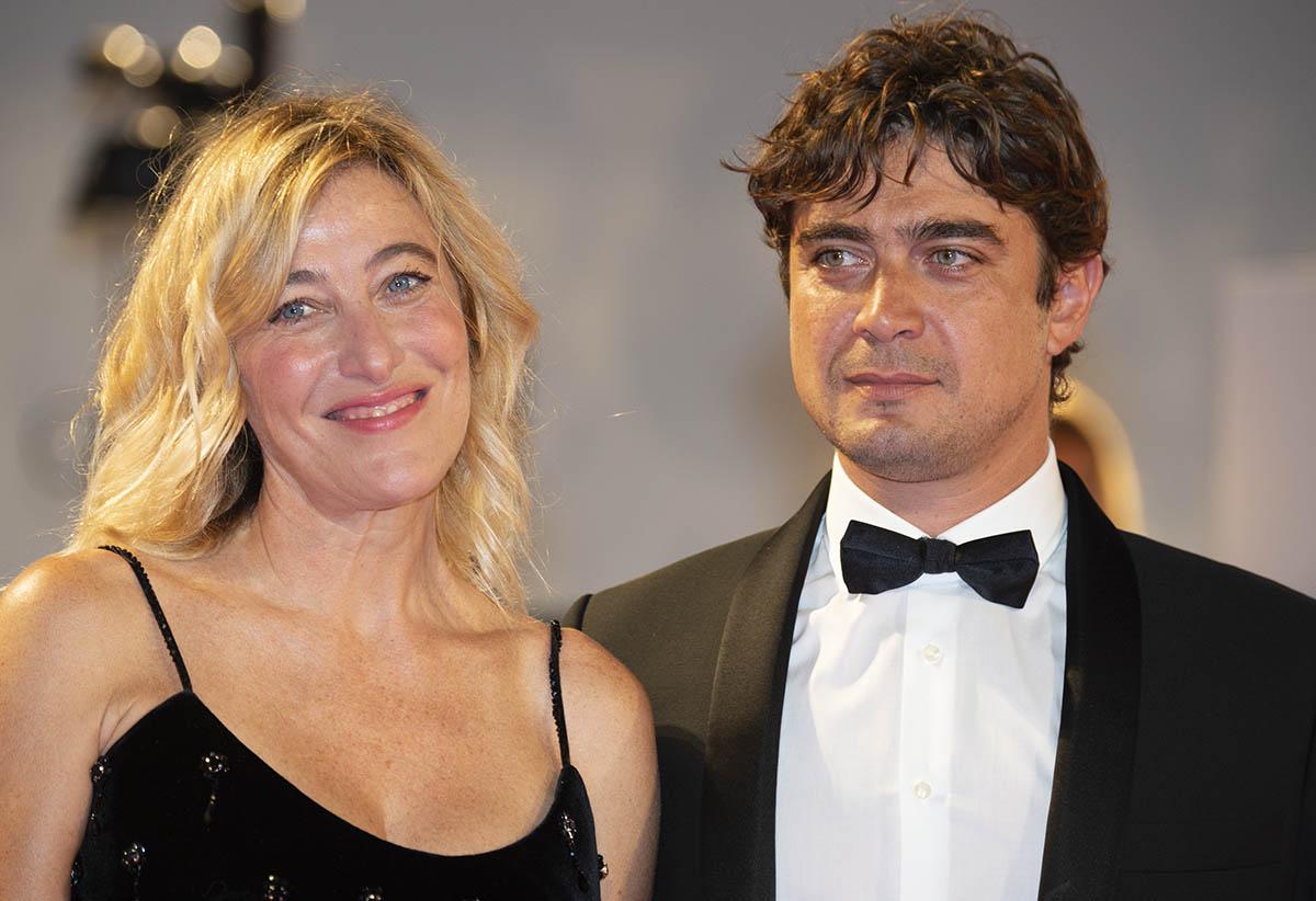 Valeria Bruni Tedeschi e Riccarco Scamarcio
