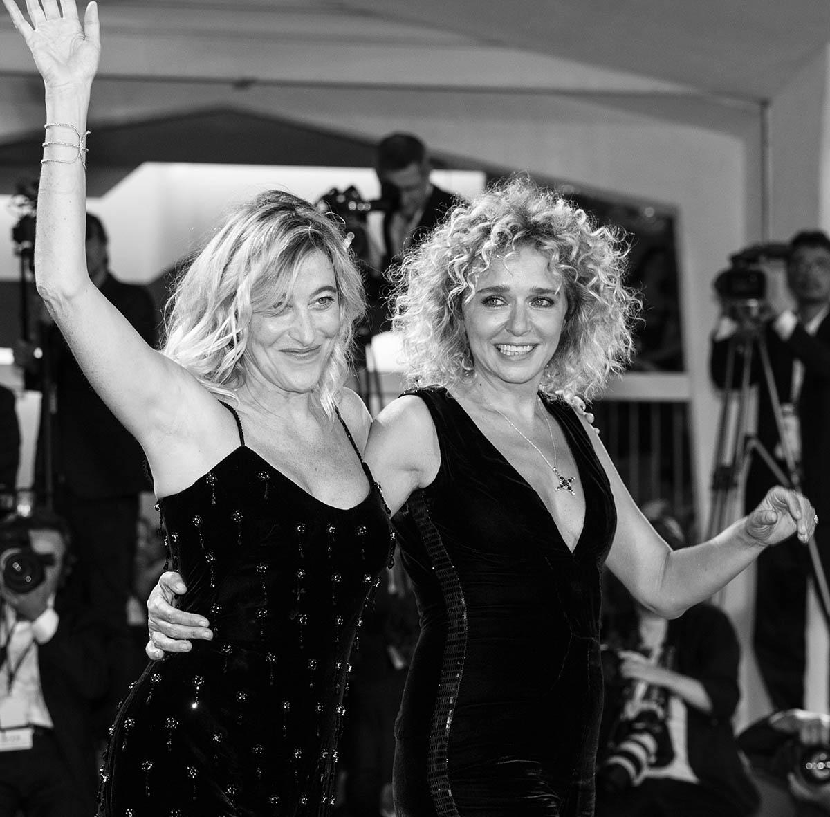 Valeria Bruni Tedeschi e Valeria Golino