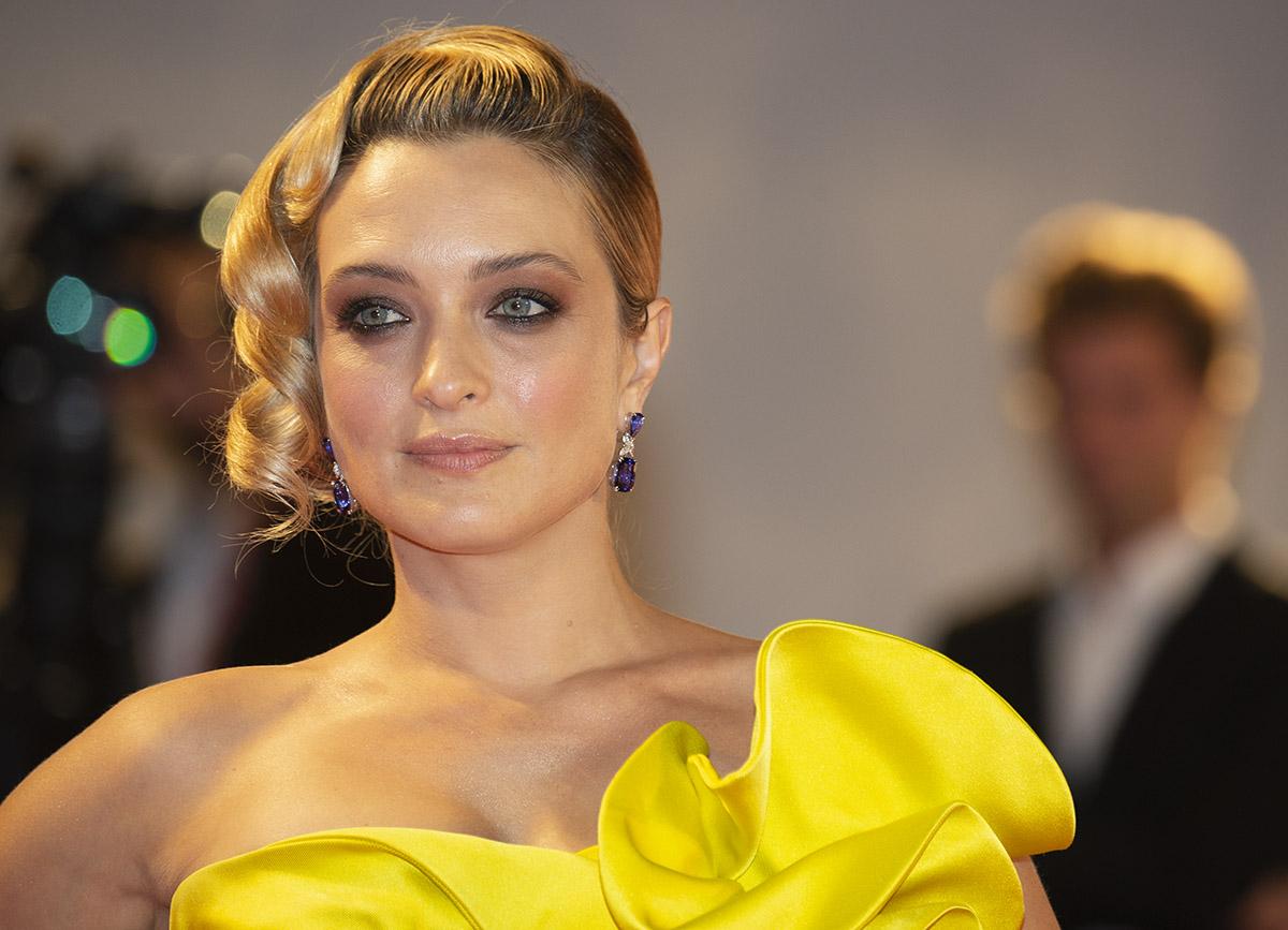 Carolina Crescentini - Make up Giorgio Armani Beauty