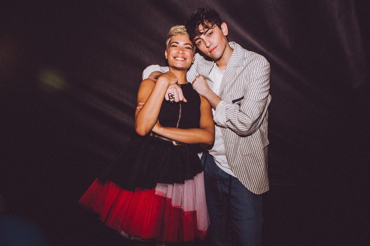 Elodie e Michele Bravi