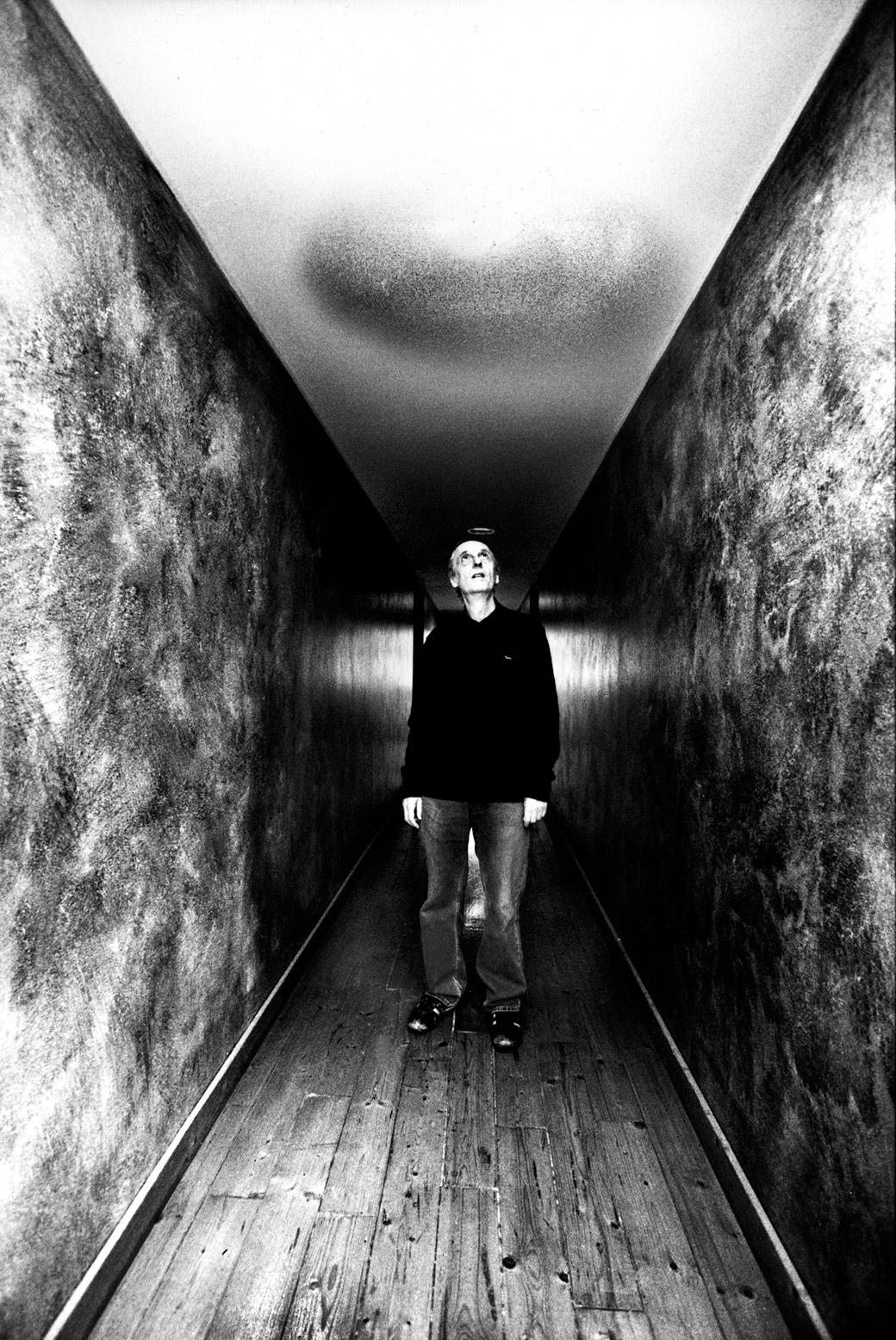 In mostra a roma 24 ritratti in bianco e nero di mattia for Roma in bianco e nero