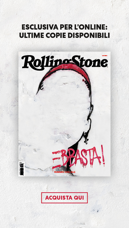Rolling Stone Sfera Ebbasta