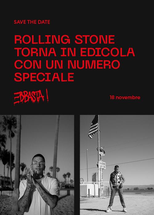 Rolling Stone torna in edicola