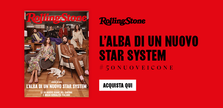 Rolling Stone - L'alba di un nuovo star system
