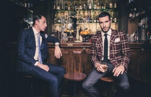 Alessio Granata e Alessandro Leuci, organizzatori di Twist and Shout