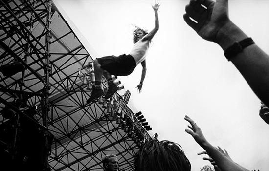 Five Horizons - Pearl Jam in mostra