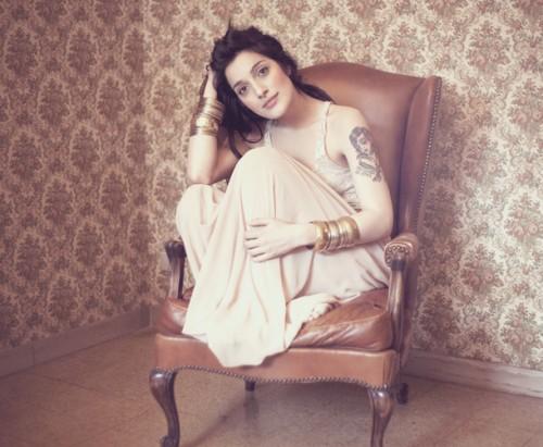 Claudia Lagona, aka Levante, Foto Stampa