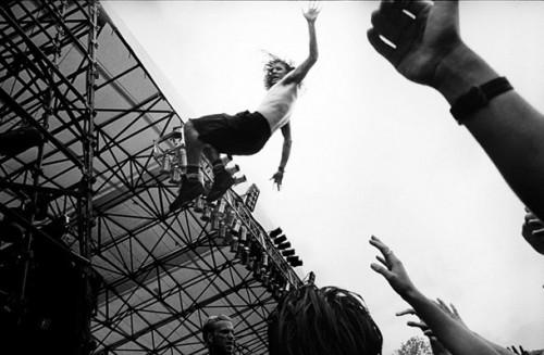 Five Horizon, la mostra sui Pearl Jam a Roma