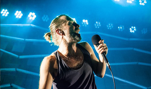 Atoms For Peace - Harrowdown Hill (soundhalo)