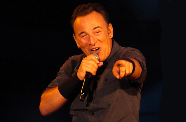 Bruce Springsteen and The E Street Band, live Roma. 11 luglio 2013
