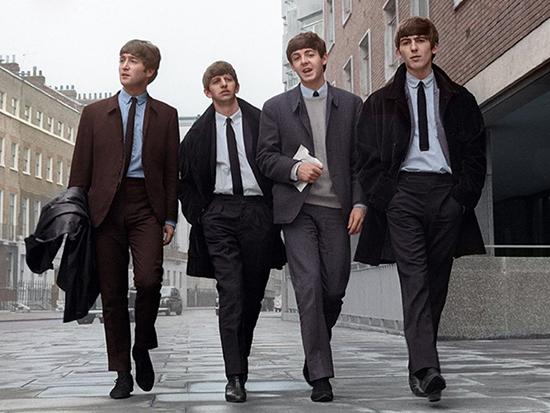 I Beatles, foto Apple Corps Ltd.