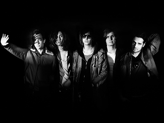 The Strokes Julian Casablancas