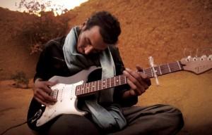 Bombino, un tuareg a Pigalle
