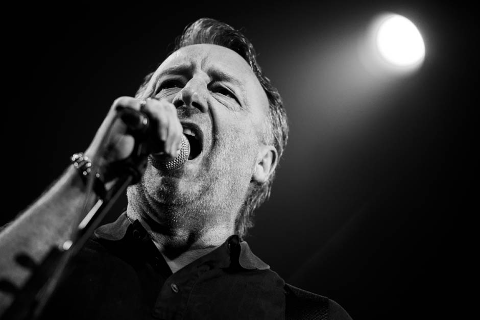 Peter Hook - Foto Antonio Viscido