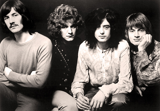 Led Zeppelin accuse di plagio