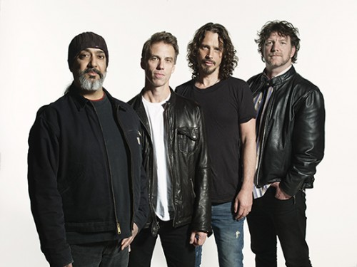 Soundgarden ristampa Badmotorfinger Superunknown
