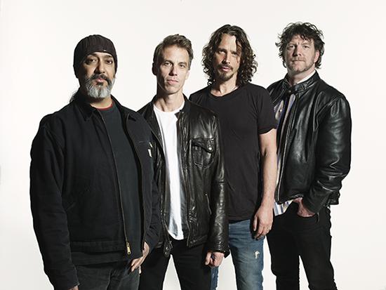 Soundgarden ristampa Badmotorfinger Superunknown