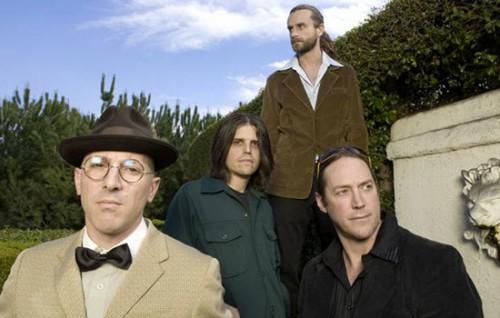 I Tool La band nel ritratti da Tim Cadiente