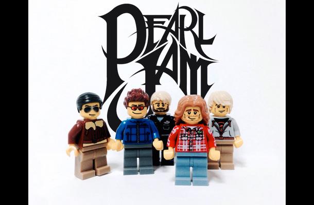 20 Rock Band in salsa LEGO®