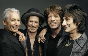 Rolling Stones, foto stampa