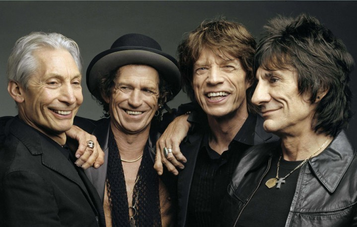 Rolling Stones, foto stampa