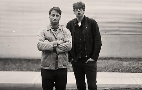 Black Keys:Dan Auerbach e Patrick Carney