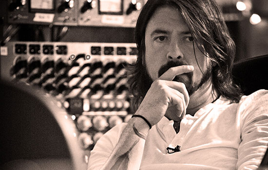 "Dave Grohl: ""Pronti per il disco strambo dei Foo Fighters?"""