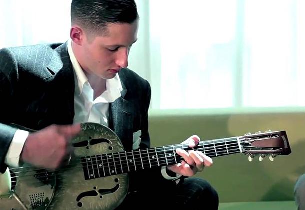 Jack Byrne, il chitarrista preferito di... Jack White