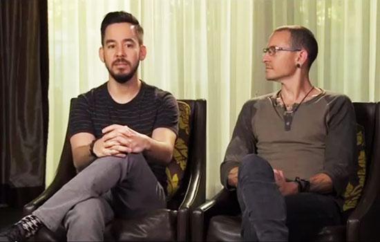 Linkin Park: la videointervista