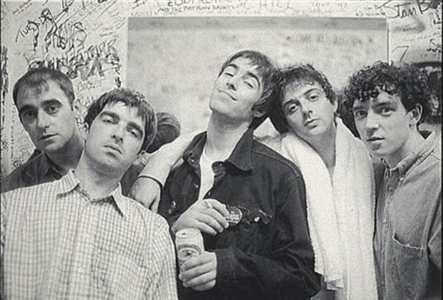"Oasis: una ""Cigarettes & Alcohol"" vintage"