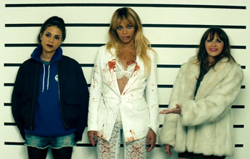 "Ecco ""Run"", il finto film di Beyoncé e Jay Z"