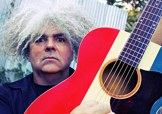 Buzz Osborne This Machine Kills Artists