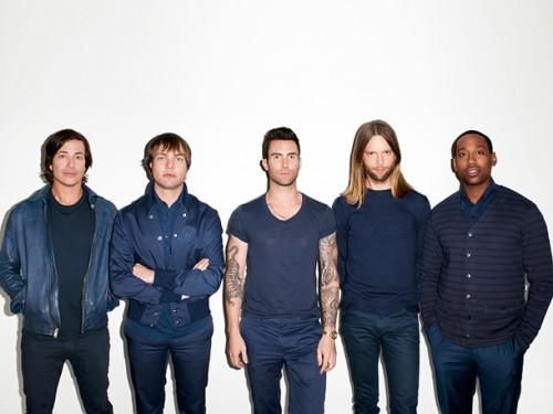 Maroon 5 V nuovo album