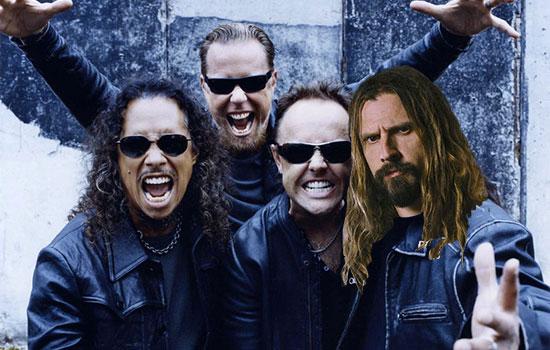 """Rob Zombie e la cover di """"Enter Sandman"""" dei Metallica"""