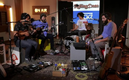 "RS Live @ SAE/ Selton – ""Ghost Song"""