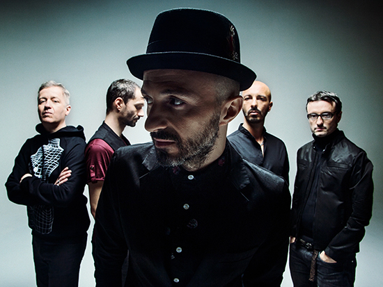 Subsonica 2014 nuovo album Lazzaro date dal vivo