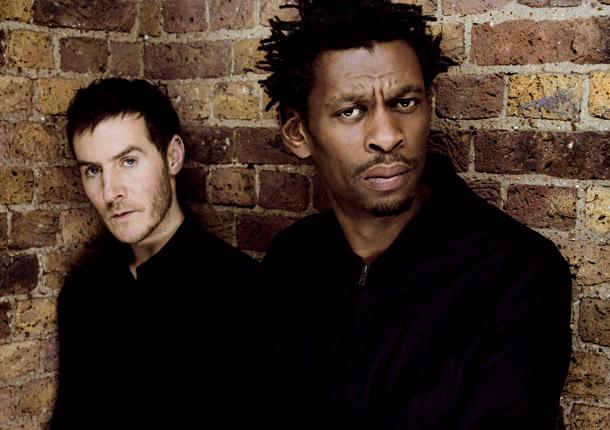 Massive Attack - Foto di Kevin Westenberg