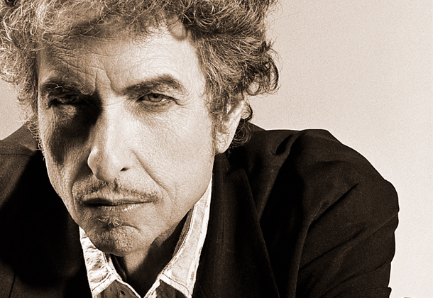Bob Dylan, un ritratto dell'anno scorso per gentile concessione Columbia/Sony Music