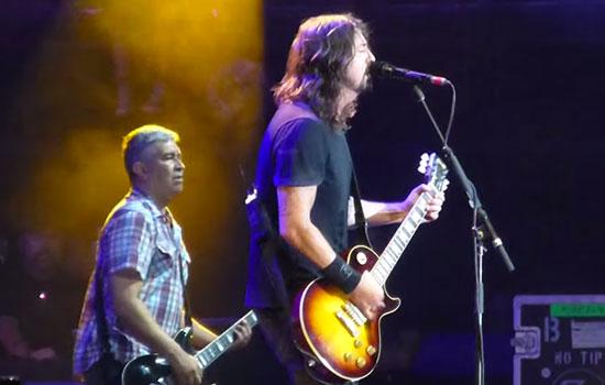 I Foo Fighters e le cover dei Queen e dei Rolling Stones