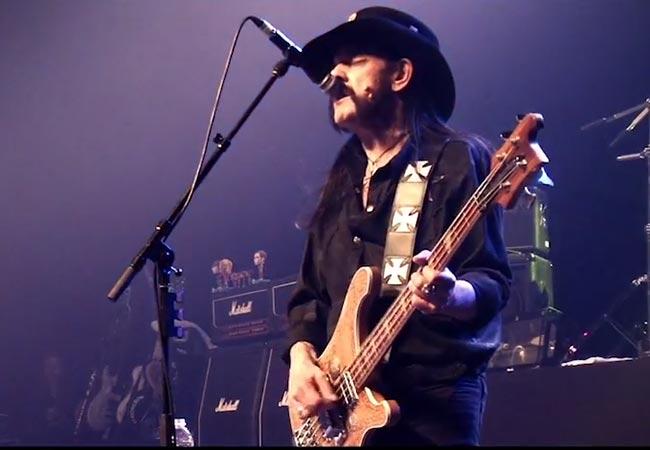 """Motörhead: il nuovo video di """"Lost Woman Blues"""""""