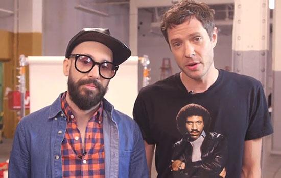 """Ok Go: dietro le quinte del video di """"The Writing's on the Wall"""""""