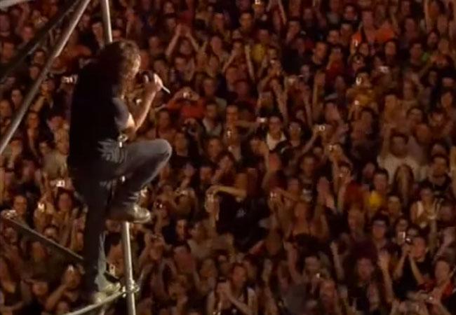 Questa sera i Pearl Jam arrivano in Italia