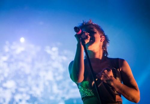 Röyksopp & Robyn live @Northside Festival, foto di Marta Bacigalupo