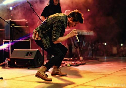 Bamboo Mañalac, la rockstar filippina. Foto via Facebook Bamboo Music Live