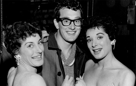 """""""Buddy Holly, The Day The Music Died"""", la mostra dal 1 agosto a Senigallia"""