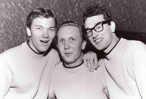 """""""Buddy Holly, The Day The Music Died"""", l'anteprima della mostra"""
