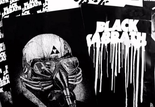 Converse e Black Sabbath: arrivano le nuove All Star ispirate alla band
