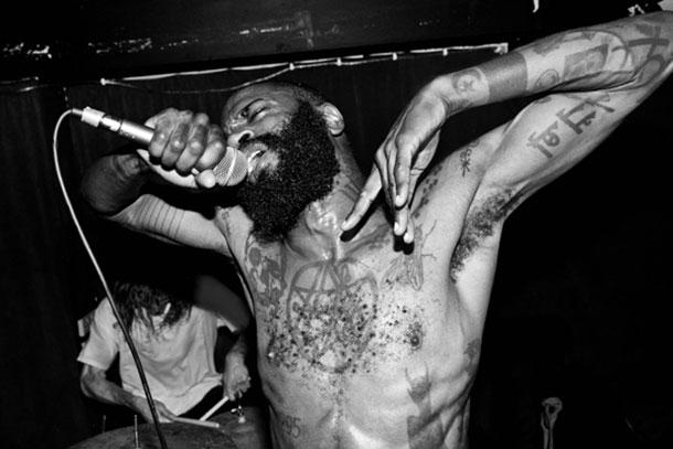 I Death Grips , foto stampa