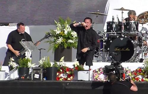 I Faith No More presentano due inediti dal vivo